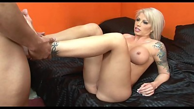 Ballbusting Pornstar - Brooke Haven..