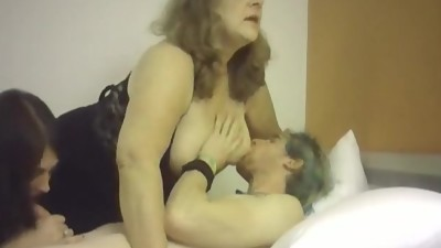 Hot Bbw Milf With Nice! Breasts And..