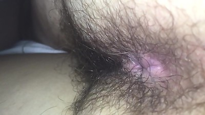 My Wife's Hairy Ass