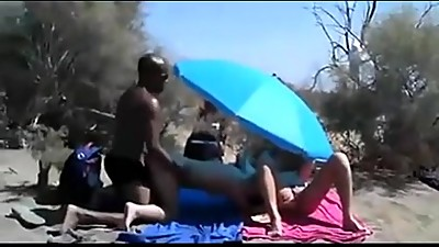 White wife fucked by strangers BBC on..