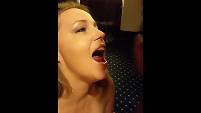 Horny Amateur Really Wants a Taste of..