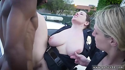 Cop fucks mom and daughter and police..