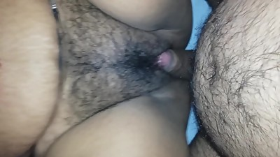 Indian aunty likes slow sex to get..