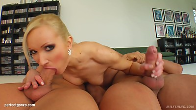 Angelina Winter presented by Milf..