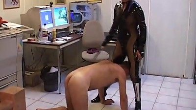 French Mature femdom 1