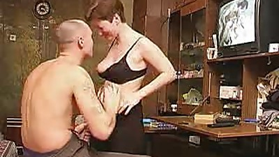 Russian Milf Fucks Good 3