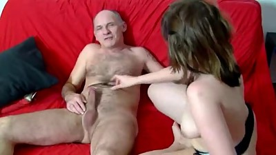 OLD PERVERT GERMAN FUCKS A LEGAL TEEN..