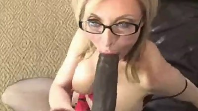 Nina Hartley and Young BBC