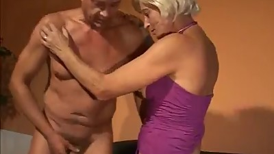 Blonde German MILF