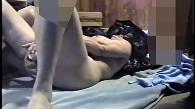 Wife Cumming On Her Vibrator