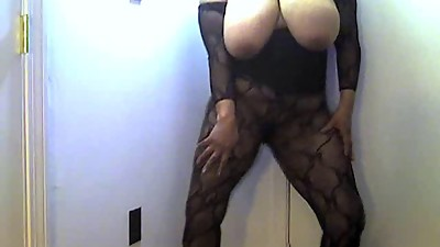 Just me Dancing - Mature Black BBW..