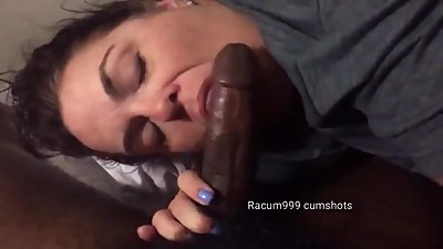 Getting Milked by Milf
