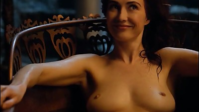Red Witch Seduction - Game of Thrones..