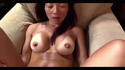 Asian Big Hard Nipple Fuck and Suck